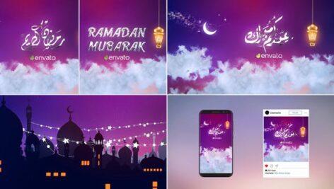 Videohive Ramadan – Eid Opener 26444767