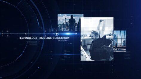 Videohive Technology Timeline Slideshow 27419342