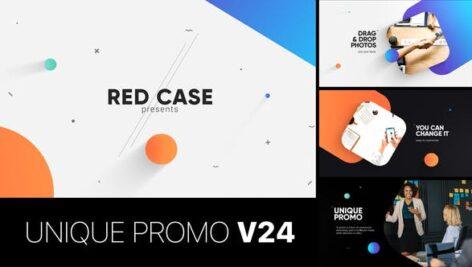 Videohive Unique Promo v24 – Corporate Presentation 23310563
