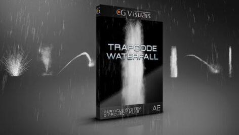 Videohive Waterfall Pack 21715331