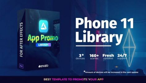 Videohive App Promo – Phone 12 25181924