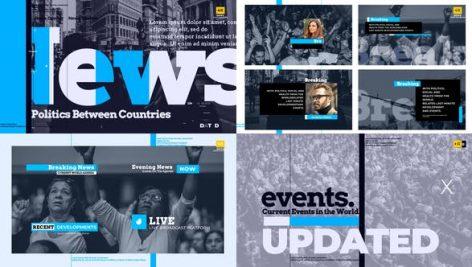 Videohive Breaking News Pack 27096559