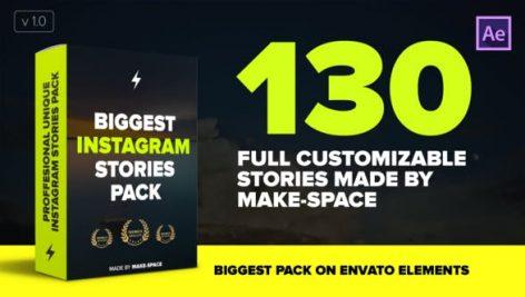 Videohive Buro – Instagram Stories 26772226