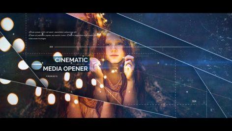 Videohive Cinematic Media Opener 22094183