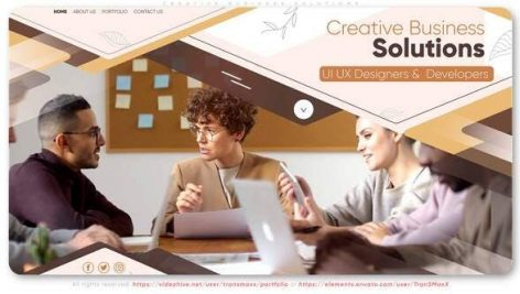 Videohive Creative Business Solution 28277445