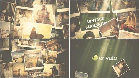 Videohive Falling Memories 18335453