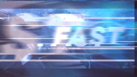 Videohive Fast Logo Opener 12582070