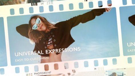 Videohive FilmReel Photo Slideshow 27969522