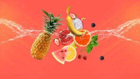 Videohive Fresh Fruits Logo 22529870