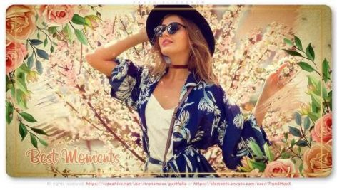 Videohive Lovely Photo Slideshow 28397163