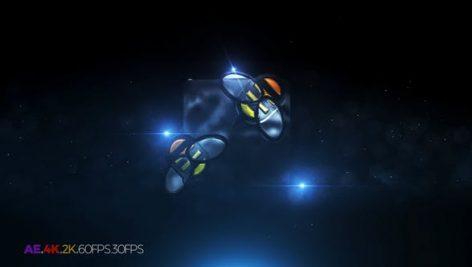 Videohive Mystic Particles Logo Intro 29064290