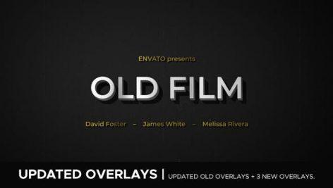 Videohive Old Film 24109098