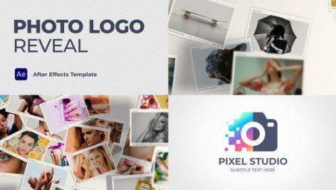 Videohive Photo Logo Reveal 28099153