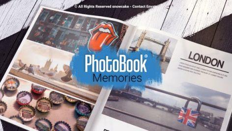 Videohive PhotoBook Memories 27276296