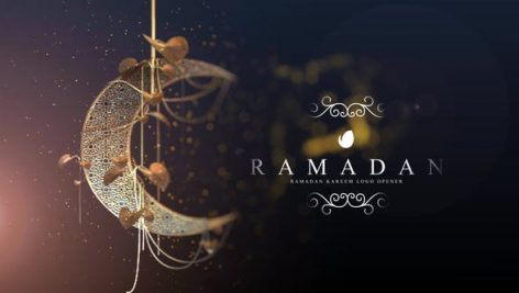 Videohive Ramadan Logo Opener 26313774
