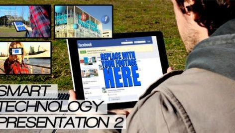 Videohive Smart Technology Presentation 2 5463920