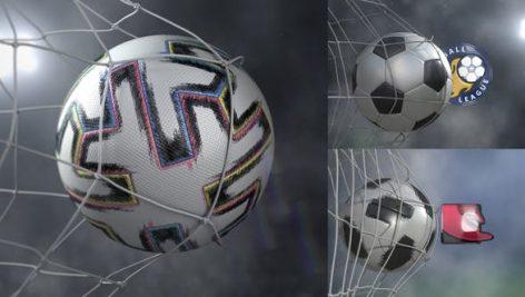 Videohive Soccer Goal – Logo Pack 21774623