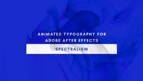 Videohive Spectralism – Animated Titles 22552852