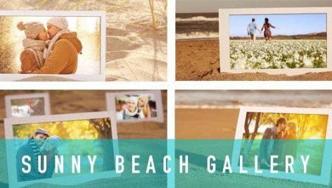 Videohive Sunny Beach Photo Gallery 10861033