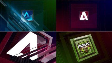 Videohive Tech Logo Transition & End 29477441