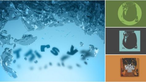 Videohive Water Flow Reveal Pack 9257967
