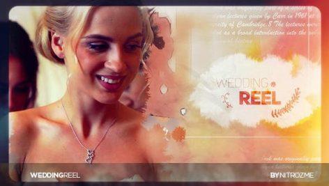 Videohive Wedding Reel 20287518