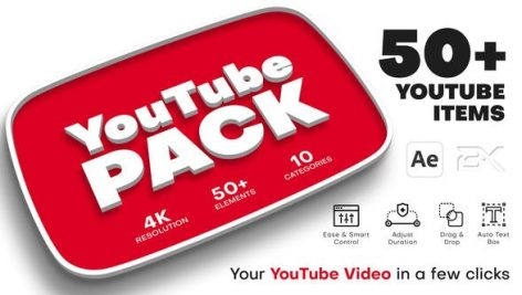 Videohive YouTube Pack 27539966