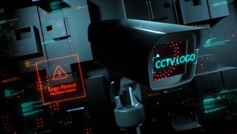 Videohive CCTV Security Logo 28504473