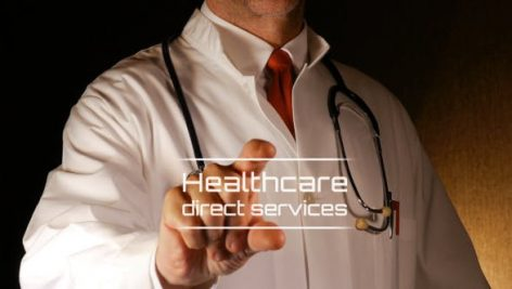 Videohive Doctor Intro – Medical Logo 19653227
