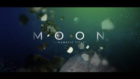 Videohive Fantastic Moon Movie Titles 25392338