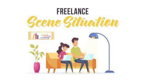 Videohive Freelance – Scene Situation 28479480