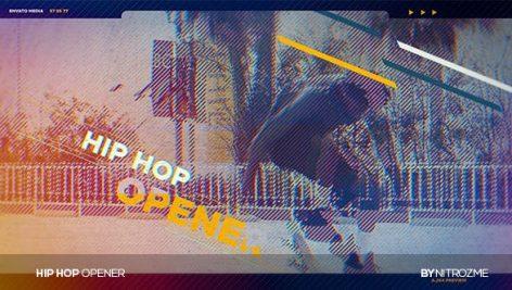 Videohive Hip Hop Opener 20328661