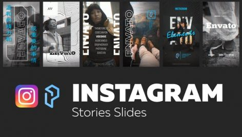 Videohive Instagram Stories Slides Vol. 12 28385336