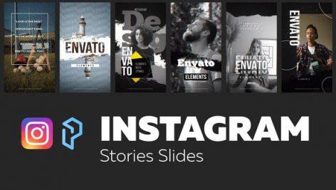 Videohive Instagram Stories Slides Vol. 13 28398544