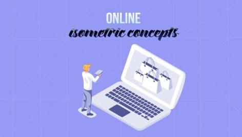 Videohive Online – Isometric Concept 29057284