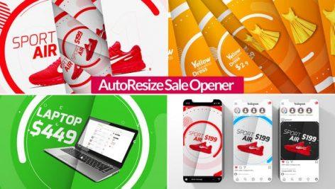 Videohive Sale Opener 28171185