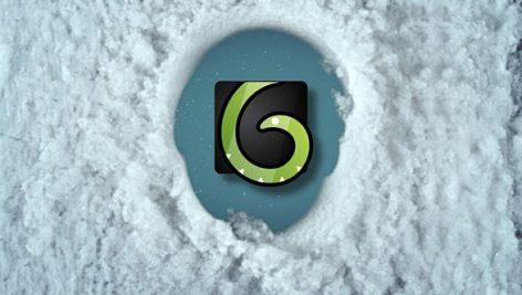 Videohive Snow Reveal Logos 21049975