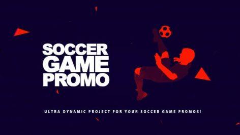 Videohive Soccer Game Promo 22603673