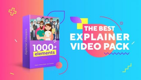 Videohive The Best Explainer Pack 29668190