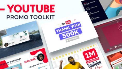 Videohive YouTube Promo Toolkit 28613997