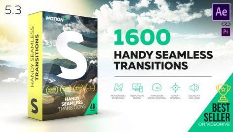 Videohive Transitions v5.3 + Crack 18967340