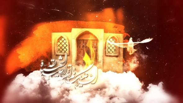 پروژه آماده افترافکت ویژه شهادت حضرت زهرا (س)