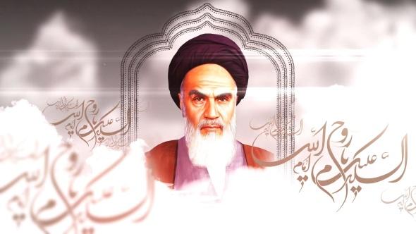 پروژه آماده افترافکت رحلت امام خمینی (ره)